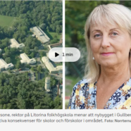 """Rektor kritisk mot nybygge på Gullberna: """"Är väldigt orolig"""""""