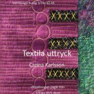 Textilkonst i Lilla konsthallen